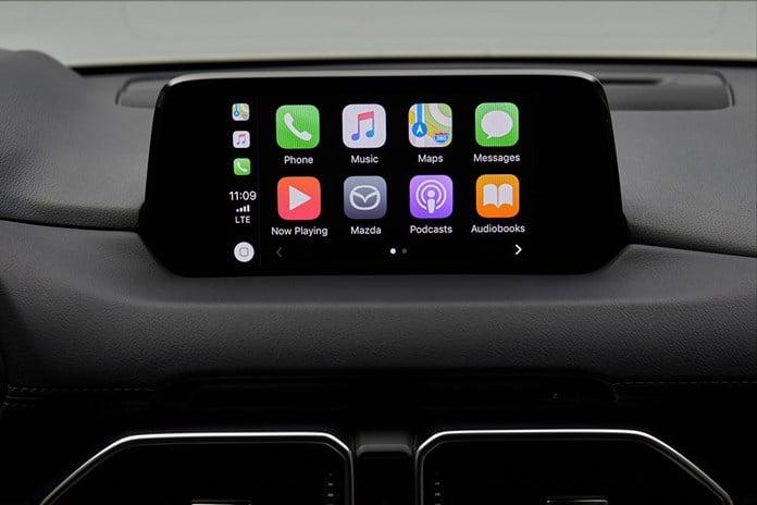 Apple CarPlay Mazda