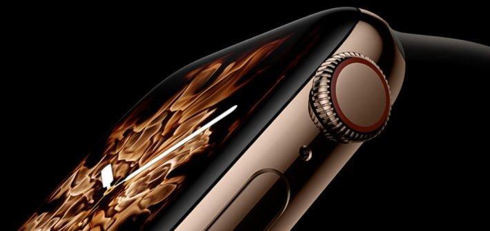 Apple Watch Series4 Liquid Metal