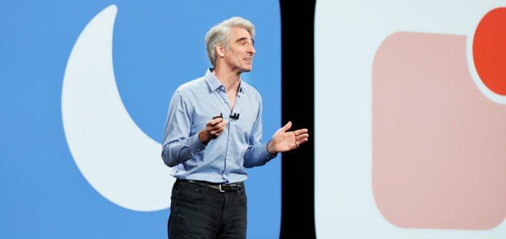 iOS 12 WWDC iPhone iPad
