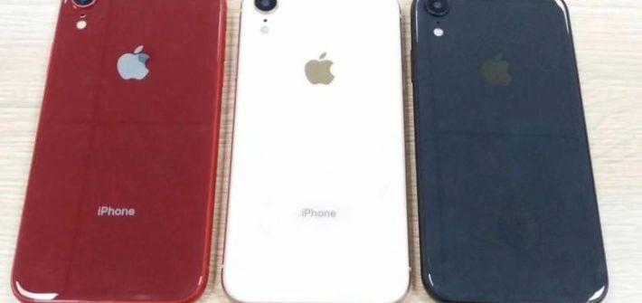 iPhone XC leak
