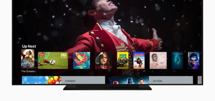 Apple TV tvOS 4K TV Show Film Movie