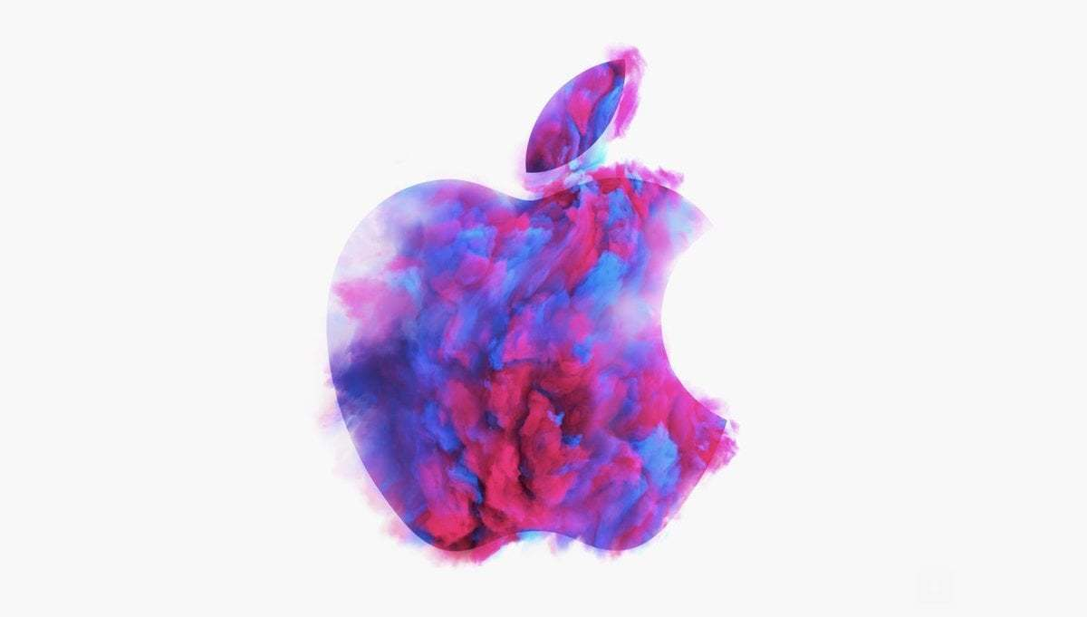 Apple theres more in the making event invite