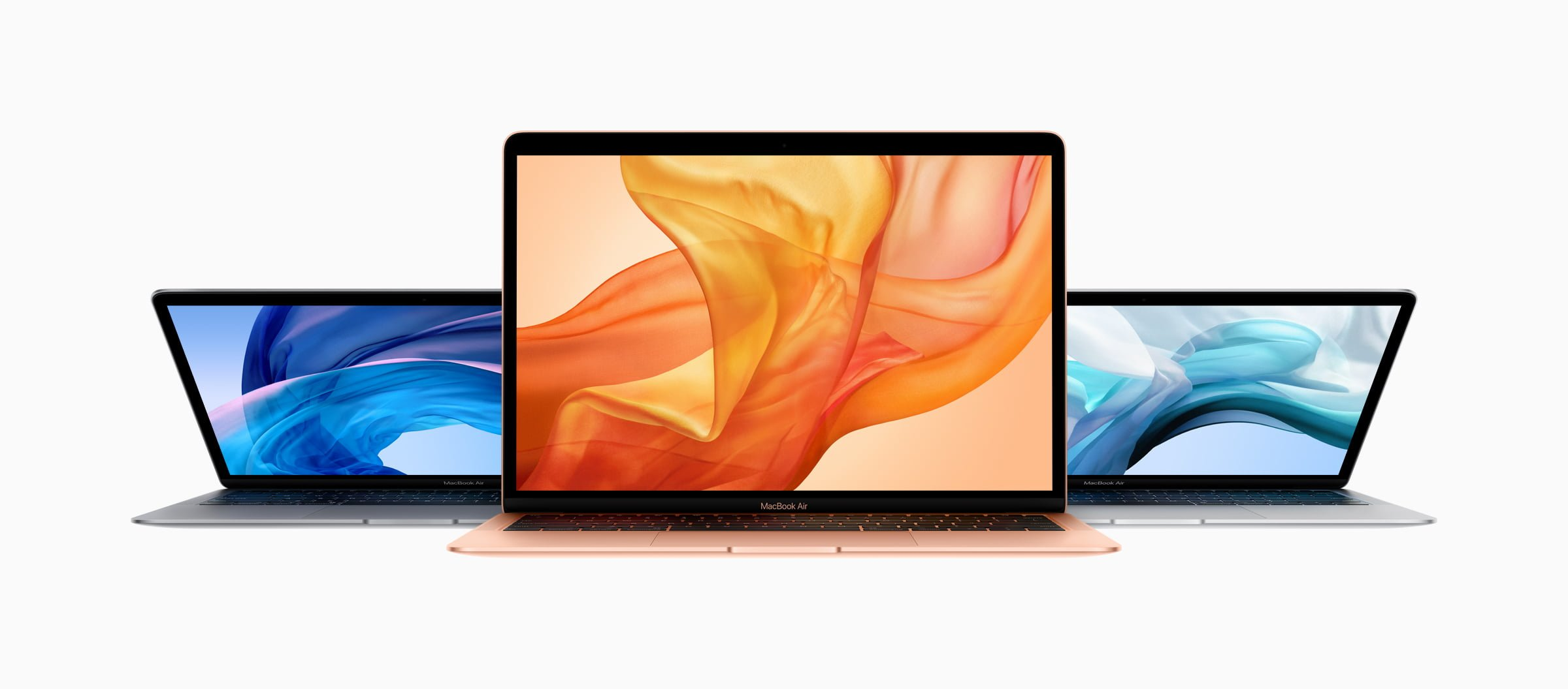 MacBook Air Late 2018 Family