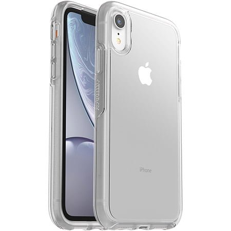 Otterbox iPhone XR Clear Symmetry Case