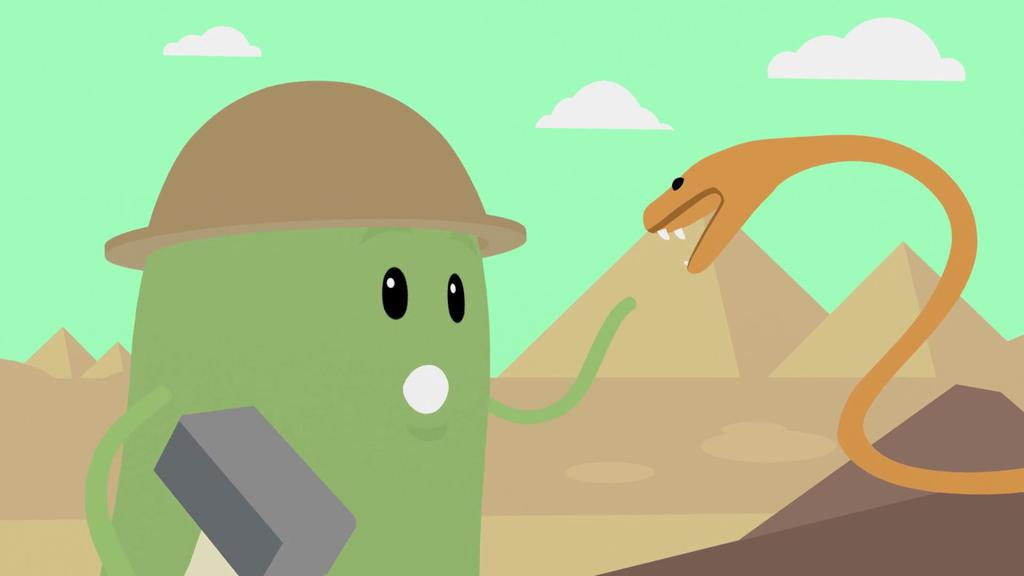 Dumb Ways to Die Aussie iOS Game
