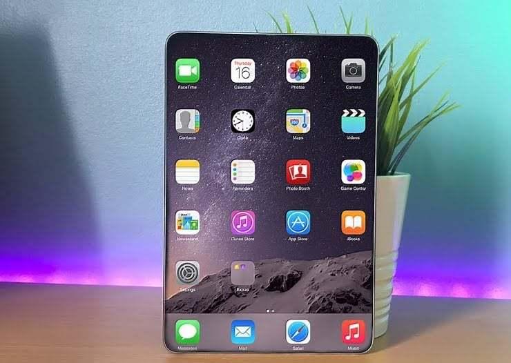 iPad Mini 5 Mockup