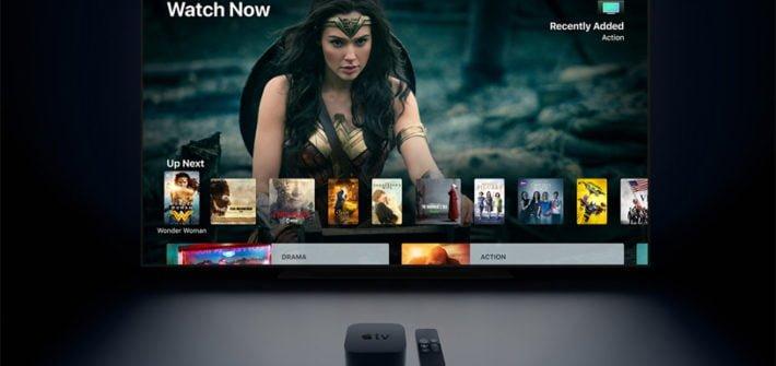 Apple TV 4K dongle TV Movie Film