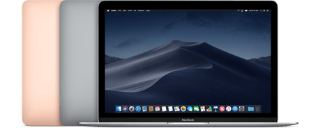 MacBook Mid 2017 12 inch models