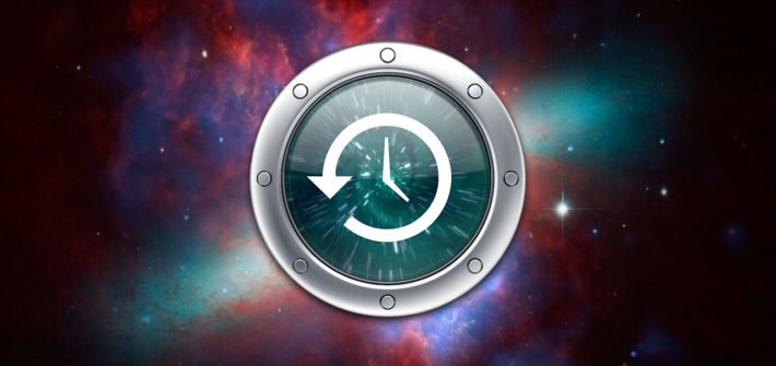 Time Machine backup Mac Setup