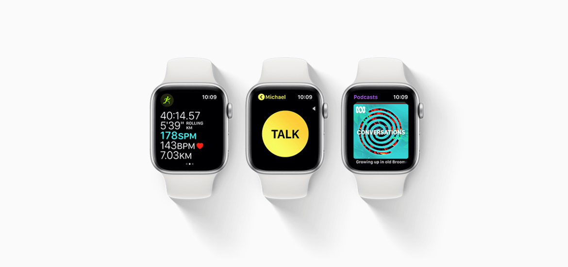 watchOS Apple Watch
