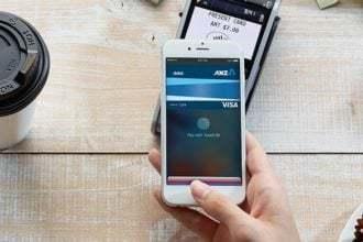 ANZ Apple Pay
