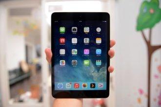 iPad Mini 5 Entry Level iPad update 2019