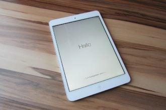 Apple iPad Mini Rumoured Update
