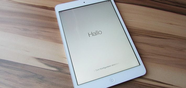 Apple iPad Mini Rumoured Update