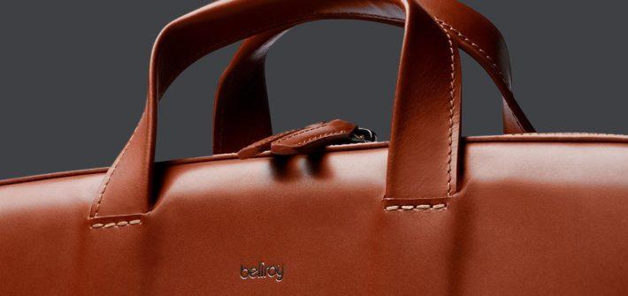Bellroy Laptop Brief Designer Edition Leather