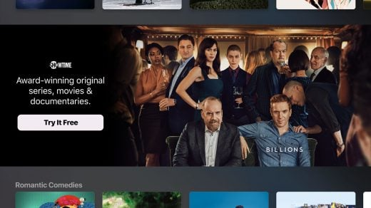 Apple TV Channels App
