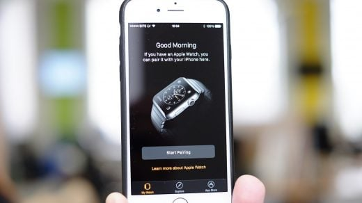 Apple Watch app Siri Digital Crown